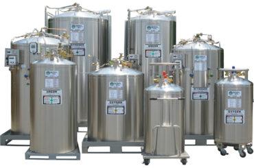 گاز آرگون مایع
